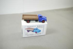 Epoche 70301  Bedford A Pritschenwagen blau in OVP (K21)