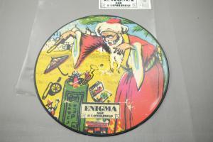 Enigma AGE of LONELINESS  Schallplatte  LP sehr gut    (WR1)