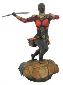 BLACK PANTHER Statue Okoy Figur Diorama Marvel GALLERY Diamond Select Neu KA6*