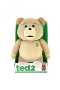 TED 2 animiertes Stofftier mit Sound / Explicit COMMONWEALTH ca.40cm Neu (L)