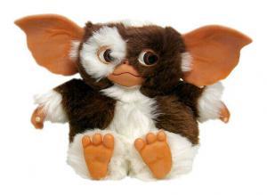 Gremlins Plüschfigur Smiling Gizmo 15 cm Neca  (KA12) *