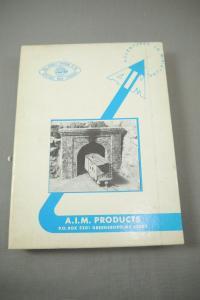 Random Stone Tunnel Portal Singel Track Bausatz Spur N A.I.M. Products Neu (K23