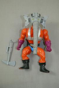 MASTERS OF THE UNIVERSE Motu Snout Spout  Actionfigur MATTEL 1985  (L)