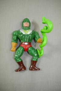 MASTERS OF THE UNIVERSE Motu  Snake Man  Actionfigur MATTEL 1985 (L)