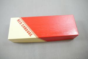 Red Caboose Type 42´Falt Car Fish Belly Side Sills Canadian Bausatz H0   K35H