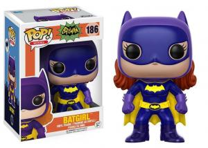 BATMAN Classic TV Series  186 Batgirl 1966 Actionfigur POP Funko ca.9cm (KB14)