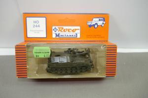 ROCO 244 Panzerhaubitze M108  Neu OVP H0 1:87 (K48)