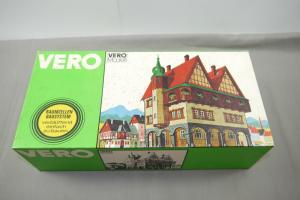 VERO MODELL Bürgerhaus Plastik Modellbausatz DDR (MF24)