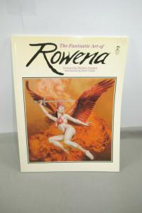The Fantastic Art of ROWENA ISBN : 0671470558 (WR2)
