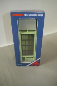 Tomix 4043 Small size Office Building B  Spur N Neu OVP Tommy Tech  (K80)