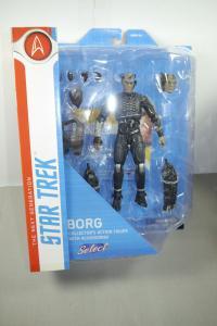 Star Trek Select Actionfigur Borg TNG  Actionfigur DIAMOND SELECT Neu (KA12) *