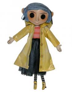 Coraline Replik 1:1  Coralines Puppe Doll NECA ca.23cm Neu (KB8)*