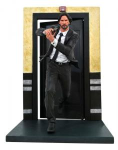 John Wick Gallery PVC Statue Chapter 1 Figur PVC Diorama DIMAOND SELECT (KB21)*