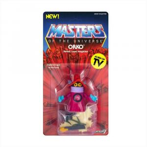 MASTERS OF THE UNIVERSE Vintage Collection  Orko  7,5 cm SUPER 7   (KA8)