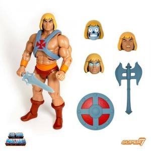 MASTERS OF THE UNIVERSE He-Man Classic Club Wave 3  SUPER 7 18 cm (KA3)*