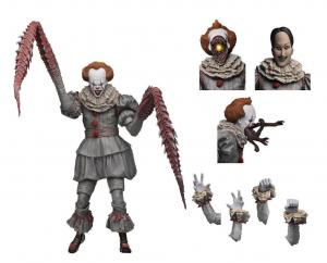 Stephen Kings Es 2017 Actionfigur Ultimate Pennywise (Dancing Clown)  NECA KA14*