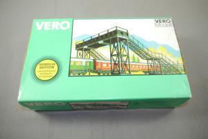 VERO MODELL Fußgängerüberweg H0 Plastik Modellbausatz DDR (K17)