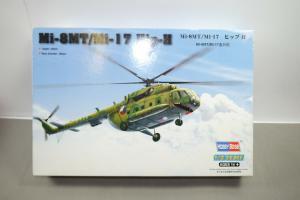 HOBBY BOSS 87208 Mi- 8MT/Mi-17 Hip-H Hubschrauber  Modellbausatz 1:72 (F11)