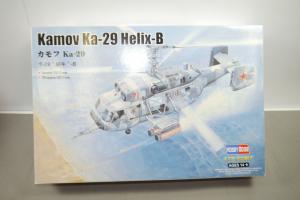 HOBBY BOSS 87227 Kamov Ka-29 Helix-B Hubschrauber  Modellbausatz 1:72 (F11)