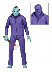 Friday the 13th  Actionfigur Jason Theme Music Edition Classic Video Game K812)*