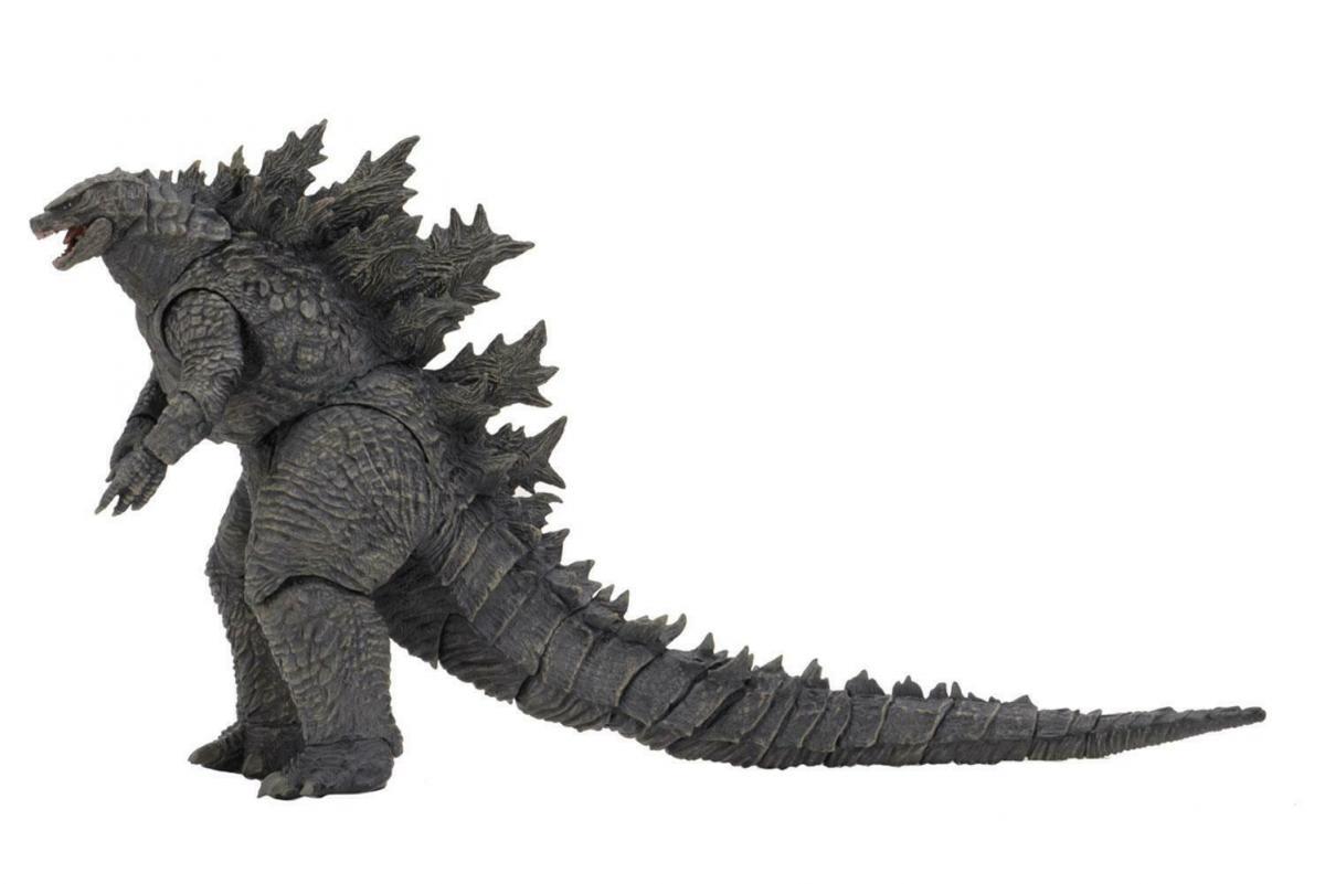 Godzilla King of the Monsters 2019 Head to Tail Actionfigur 30cm Neca Neu (KA8)* 1