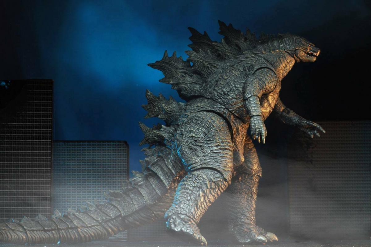 Godzilla King of the Monsters 2019 Head to Tail Actionfigur 30cm Neca Neu (KA8)* 3