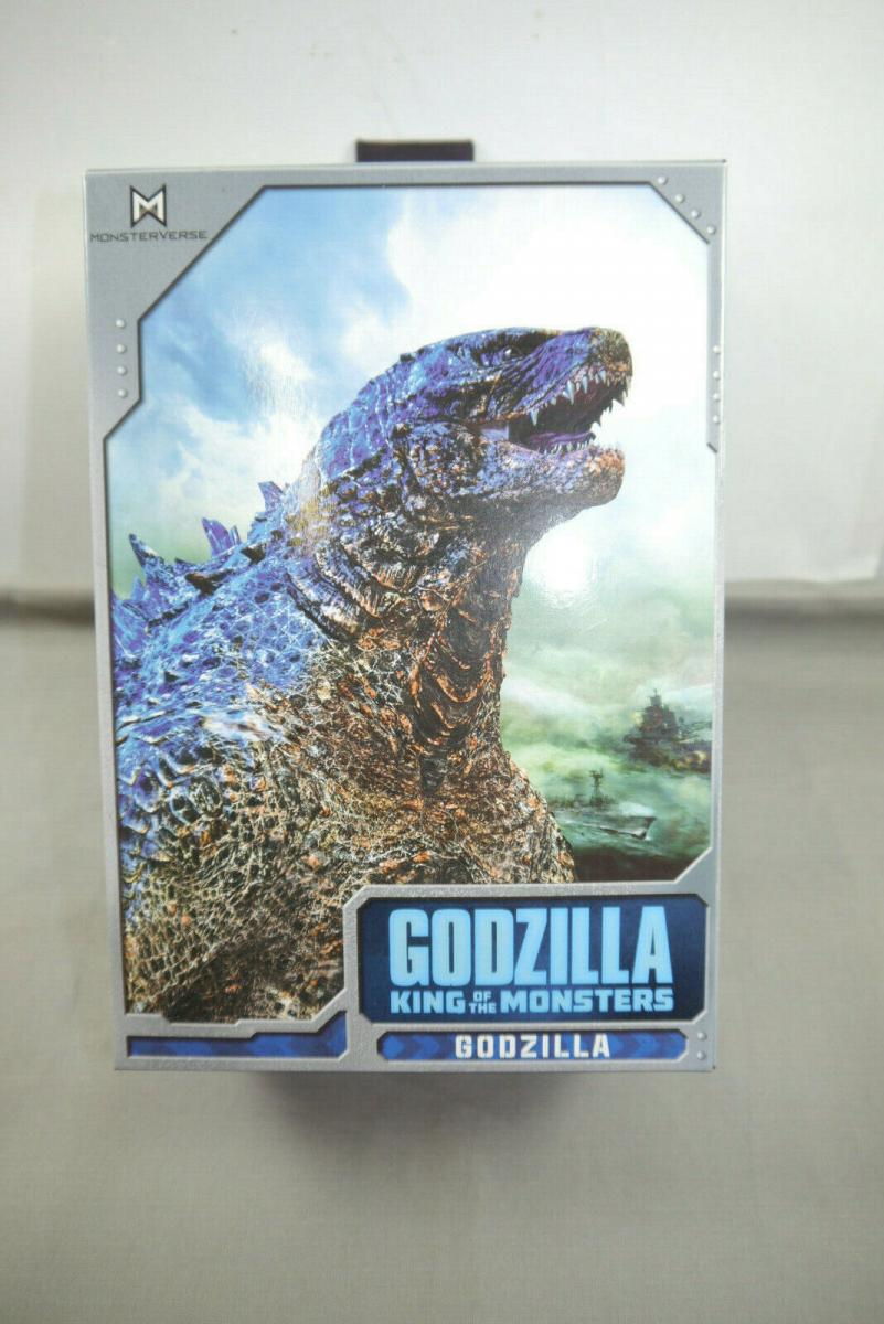 Godzilla King of the Monsters 2019 Head to Tail Actionfigur 30cm Neca Neu (KA8)* 4