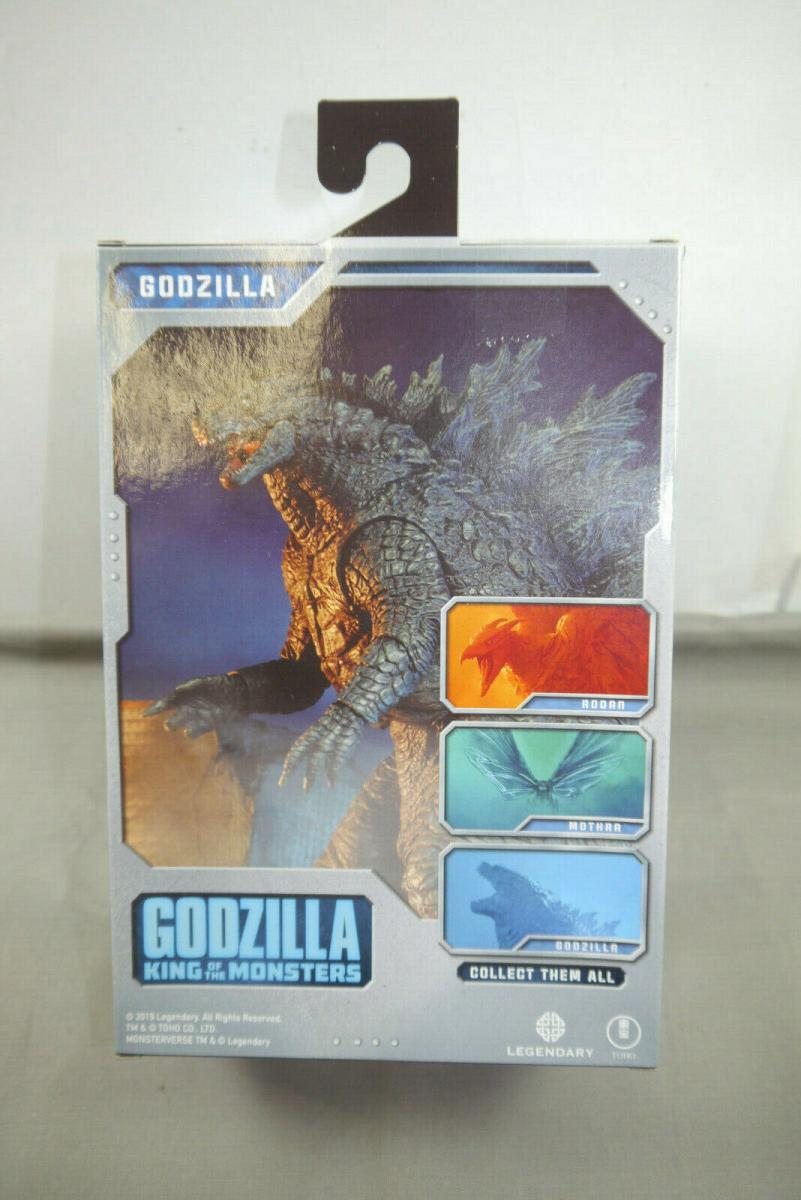 Godzilla King of the Monsters 2019 Head to Tail Actionfigur 30cm Neca Neu (KA8)* 5
