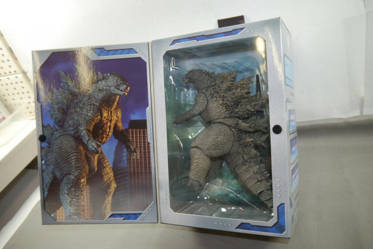 Godzilla King of the Monsters 2019 Head to Tail Actionfigur 30cm Neca Neu (KA8)* 6