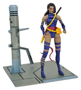 Marvel Select Actionfigur Psylocke  Diamond Select 18cm NEU (KA18)*