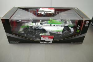 Verizon Indycar GreenLight Collectibles 34 Carlos Munoz Andretti Autosport  (F1)