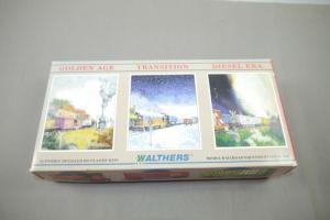 Walther 50´DD OB Auto Box Car Great Northern # 41952 932-5851 (MF17)G