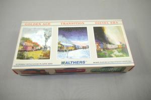 Walther 40 Steel Gondola PRR 932-3806 (MF17)F