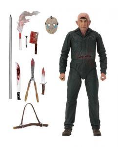 Friday the 13th  Teil 5 Actionfigur Ultimate Roy Burns 18 cm NECA  Neu (KA)C*