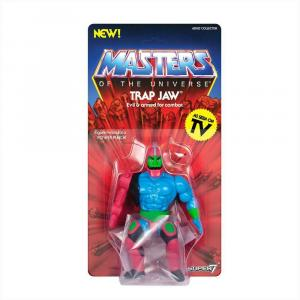 MASTERS OF THE UNIVERSE Vintage Collection Trap Jaw 14 cm SUPER 7   (KA8)