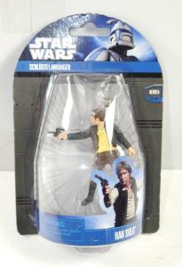STAR WARS Han Solo Schlüsselanhänger keychains ca.8cm TPF NEU (L)