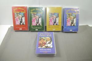 Peter Steiner´s neues vom Theater Stadl 5 vers. VHS Kassetten OVP  (K81)