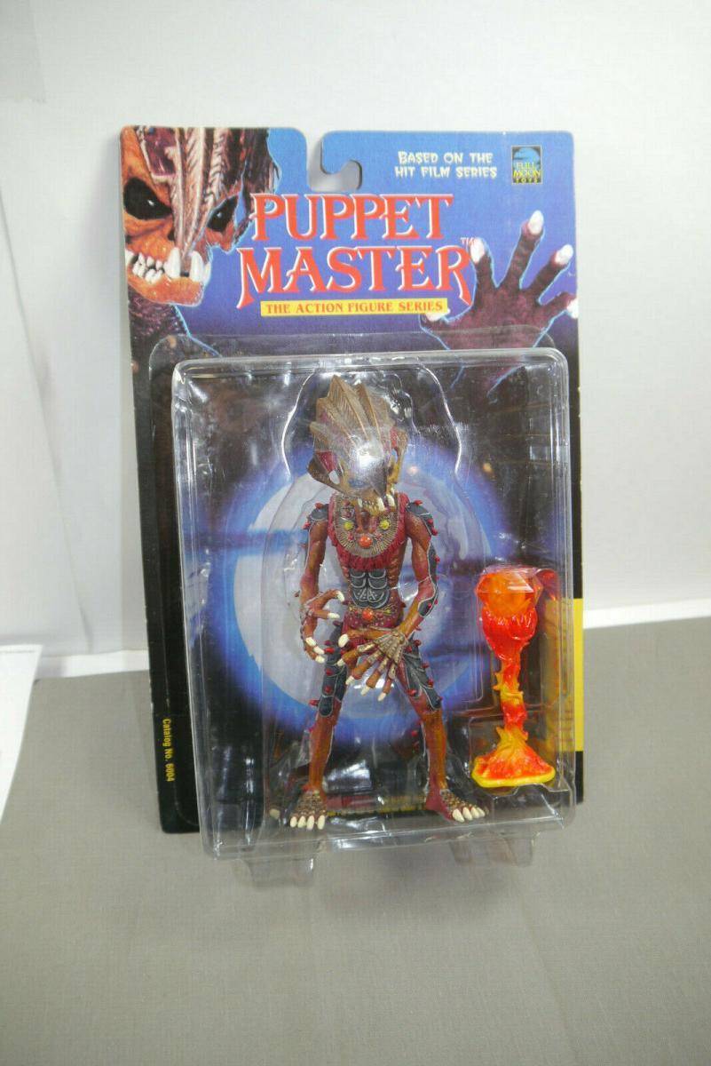 PUPPET MASTER The Totem Actionfigur FULL MOON TOYS ca. 19cm Neu (L) 0