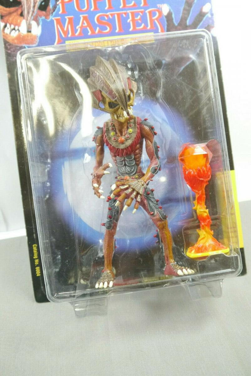 PUPPET MASTER The Totem Actionfigur FULL MOON TOYS ca. 19cm Neu (L) 1