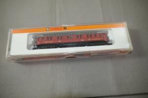 Arnold 3361 Personenwagen piccolo Spur N  ( K89)