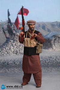 DiD Afghanistan Civilian Fighter - Asad Actionfigur SOVIET-AFGHAN WAR 1/6 Neu *L