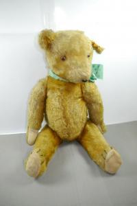 Antik Vintage  Bär Teddy 30 / 40er  Jahre Sonneberg ?   (K7)
