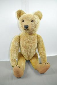 Jopi Josef Pitrmann Teddy Bär 30er Jahre ca. 42cm Antik  Vintage   (K7)