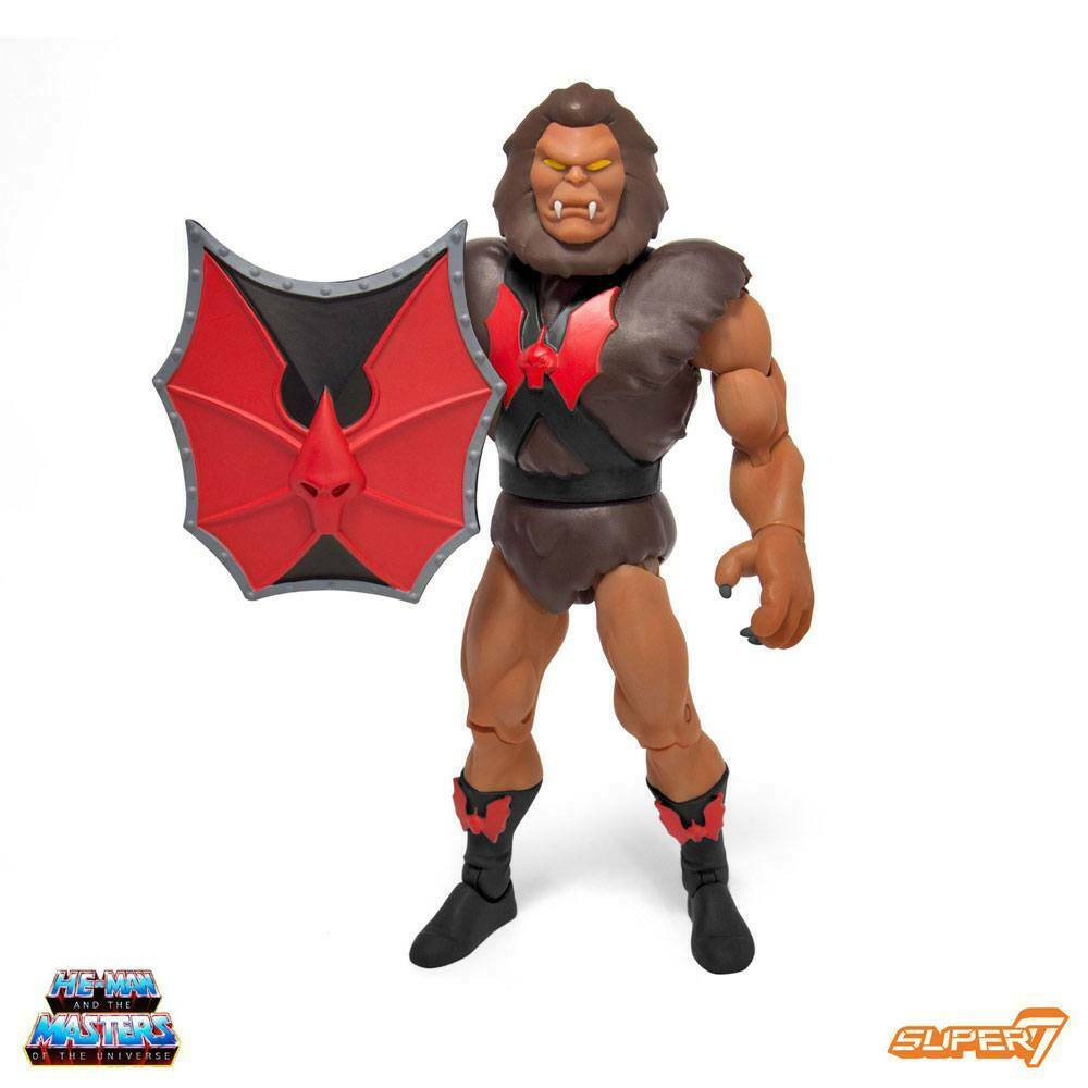 MASTERS OF THE UNIVERSE  Grizzlor  Classic Club Wave 3  SUPER 7 18 cm (KA3)* 0