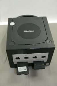 Nintendo  Gamecube Konsole defekt + 2 Memory Cards 8M / 251 (K44)