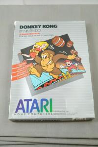 Atari Donkey Kong RX 8031 Kultspiel für 400,800 XL XE  K51