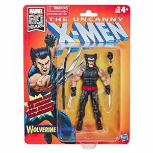 Marvel Legends Retro Wolverine Figuren 15 cm Uncanny X-Men Wave 1 Hasbro (KB)H