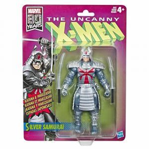 Marvel Legends Retro Silver Samu Figuren 15 cm Uncanny X-Men Wave 1 Hasbro (KB)H