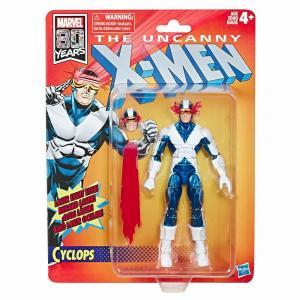 Marvel Legends Retro Cyclops Figuren 15 cm Uncanny X-Men Wave 1 Hasbro (KB) H