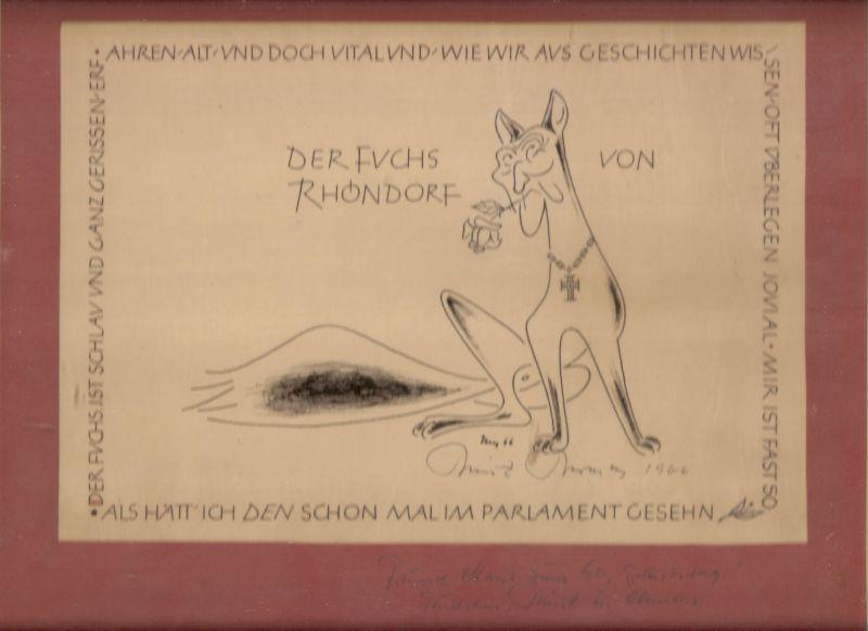 Adenauer: Der Fuchs von Rhöndorf